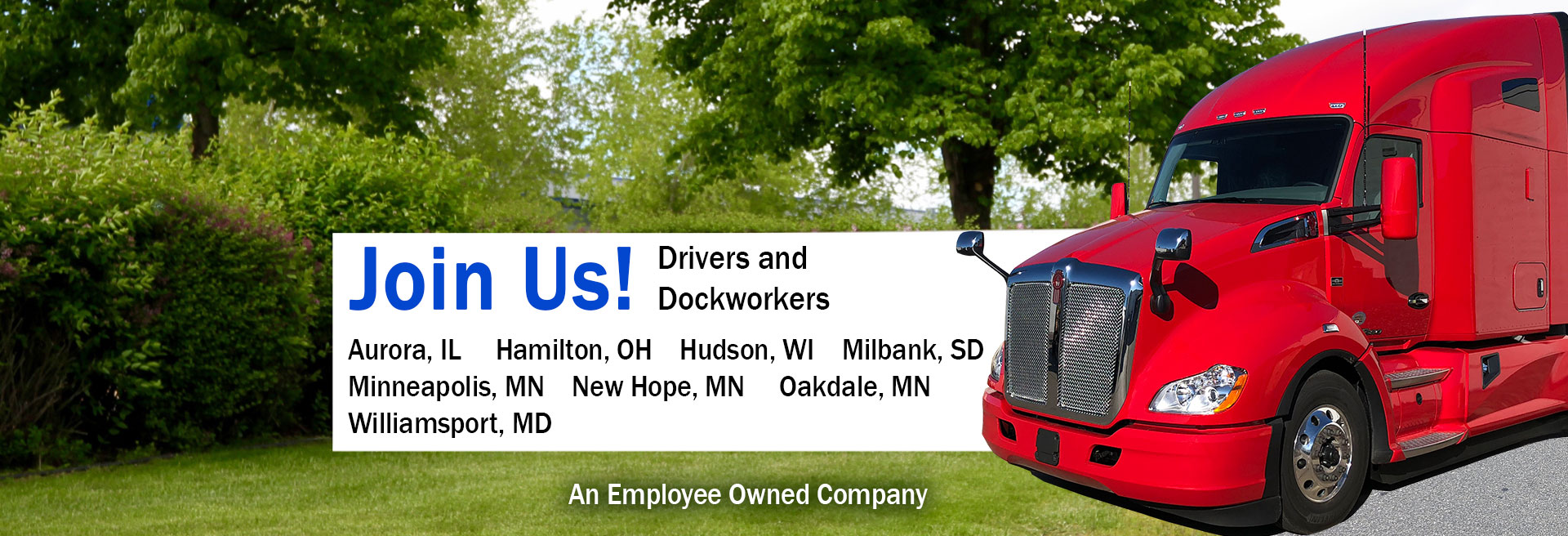 DLI | Dedicated Logistics, Inc  - An Employee Owned Company